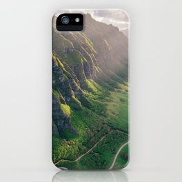 Jurassic Park Rays iPhone Case