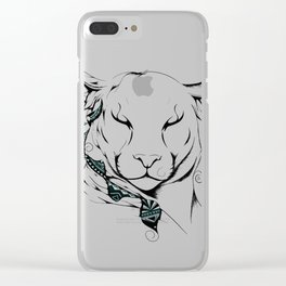 Poetic Cougar Clear iPhone Case