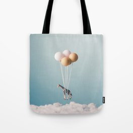 Giraffe's Dream Tote Bag