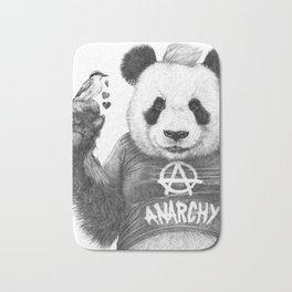 Punk Panda Bath Mat
