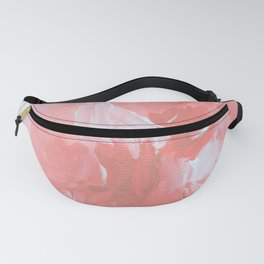 Rose Abstract Fanny Pack
