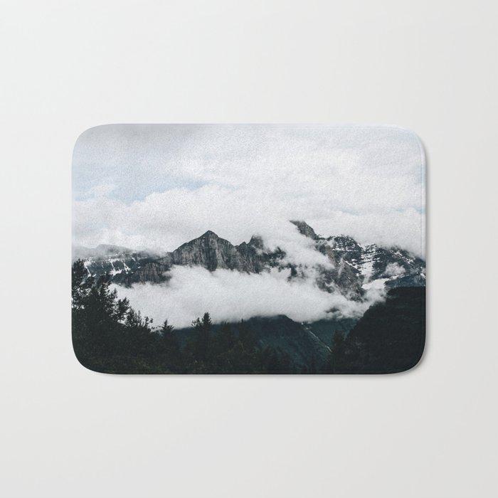 Glacier National Park Bath Mat