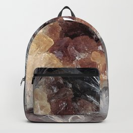 Citrine & Feathers Backpack