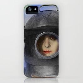 Heroine iPhone Case