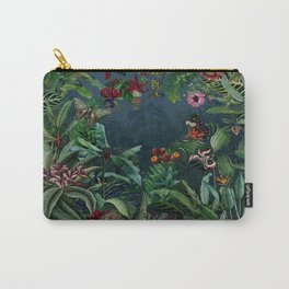 Midnight rainforest I Carry-All Pouch