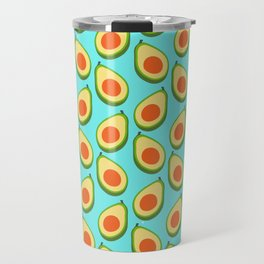AGUACATE AZUL Travel Mug
