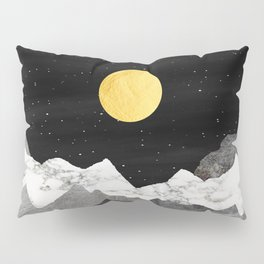 Live with Stars and Mountains Pillow Sham