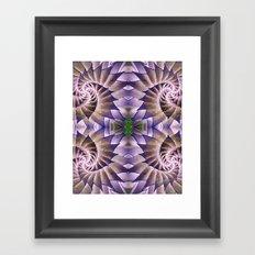 Armadillo. Framed Art Print