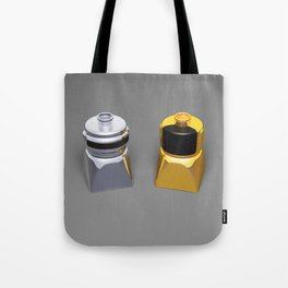 Duplo Daft Punk Tote Bag