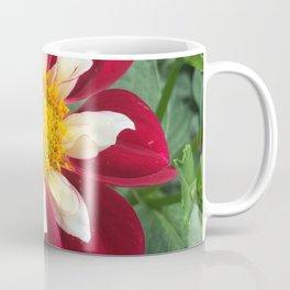 Mary Evelyn Dahlia Coffee Mug