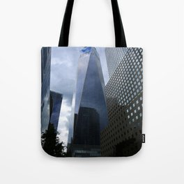 One World Trade Center View Tote Bag