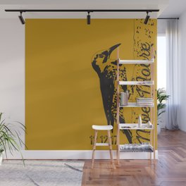 Yellowhammer NoMoore (Gold variation) Wall Mural