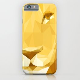 "Fragments ""Lion"" iPhone Case"