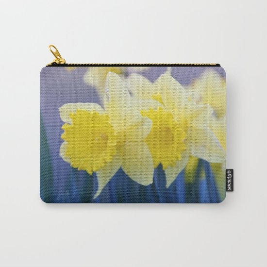 Yellow Narcissus #3 Carry-All Pouch