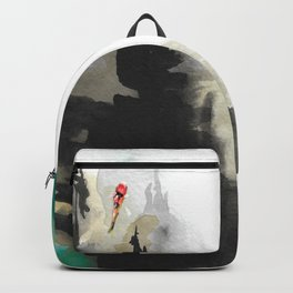 In the water Backpack