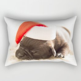 adorable puppy #society6 #decor #buyart Rectangular Pillow