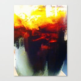 drink a little dream Canvas Print