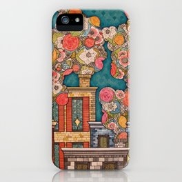Chimney Fields iPhone Case