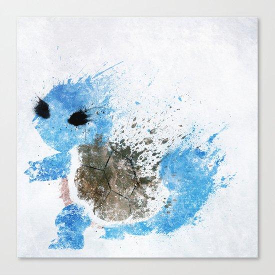 #007 Canvas Print