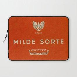 Milde Sorte - Vintage Cigarette Laptop Sleeve