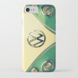 Aqua Sprinkles iPhone Case