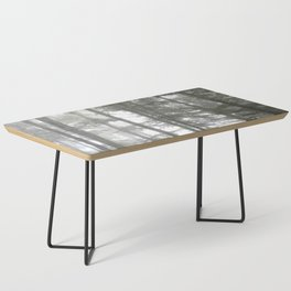 Forest Illustration Coffee Table