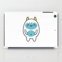 yeti iPad Cases featuring Yeti by Bentocoot