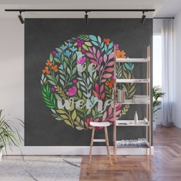 Be weird V2 - Just be Collection Wall Mural