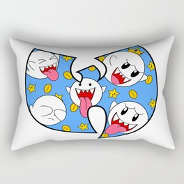 Coins. Rule. Everything. Around. Me. Rectangular Pillow