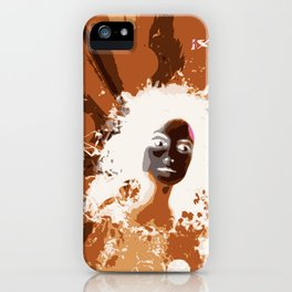 Psychedelic Moments iPhone Case