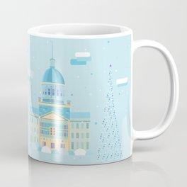 Montreal - Bonsecours Market Coffee Mug