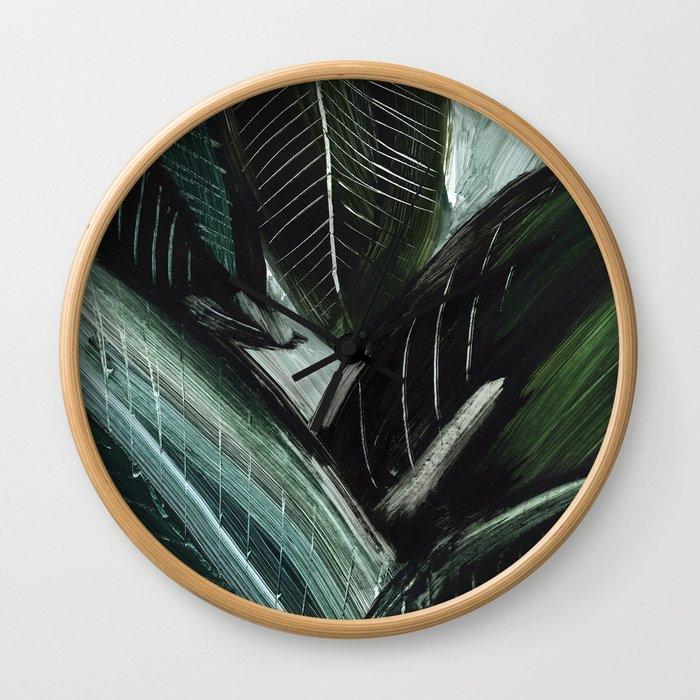 Lush Lux Wall Clock