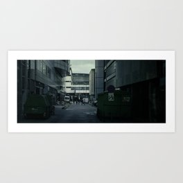 City 002 Art Print