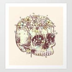Mindful(l) of Life Art Print