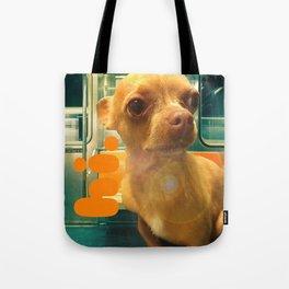 PHiNEAS subway greetings Tote Bag