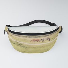 New Forest Ponies Fanny Pack