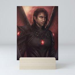 Commander Mini Art Print