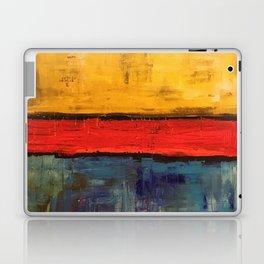 Primary Rothko Laptop & iPad Skin