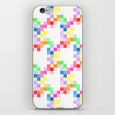 Pixel iPhone & iPod Skin