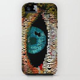Look closer iPhone Case