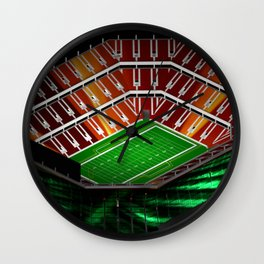 The Michigan Wall Clock