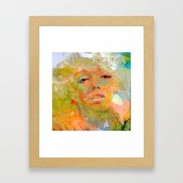 Norma Jeane Framed Art Print