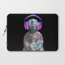 Happy Sitting Buddha Laptop Sleeve