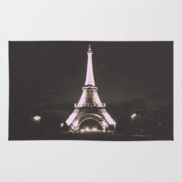 Vintage Style Paris Rug