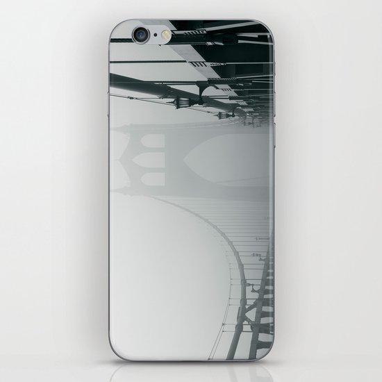 Grey St. Johns iPhone & iPod Skin