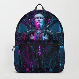 The Quantum Zen Queen Backpack