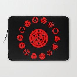 Ninja Eyes Laptop Sleeve