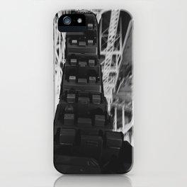 Roller Coaster iPhone Case
