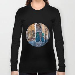 SICILIAN FACADE in CATANIA Long Sleeve T-shirt