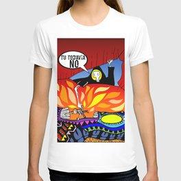 !!!Todavia no!!! Mr Death T-shirt